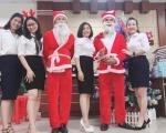 Giáng sinh tại chung cư TECCO