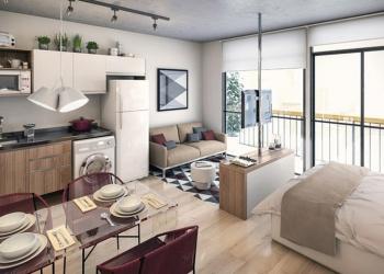 Người mua nhà chuộng căn hộ nhỏ