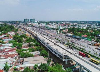 Tuyến Metro Bến Thành – Suối Tiên sẽ vận hành vào năm 2020
